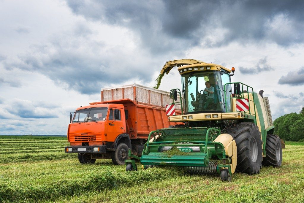 machines for farming