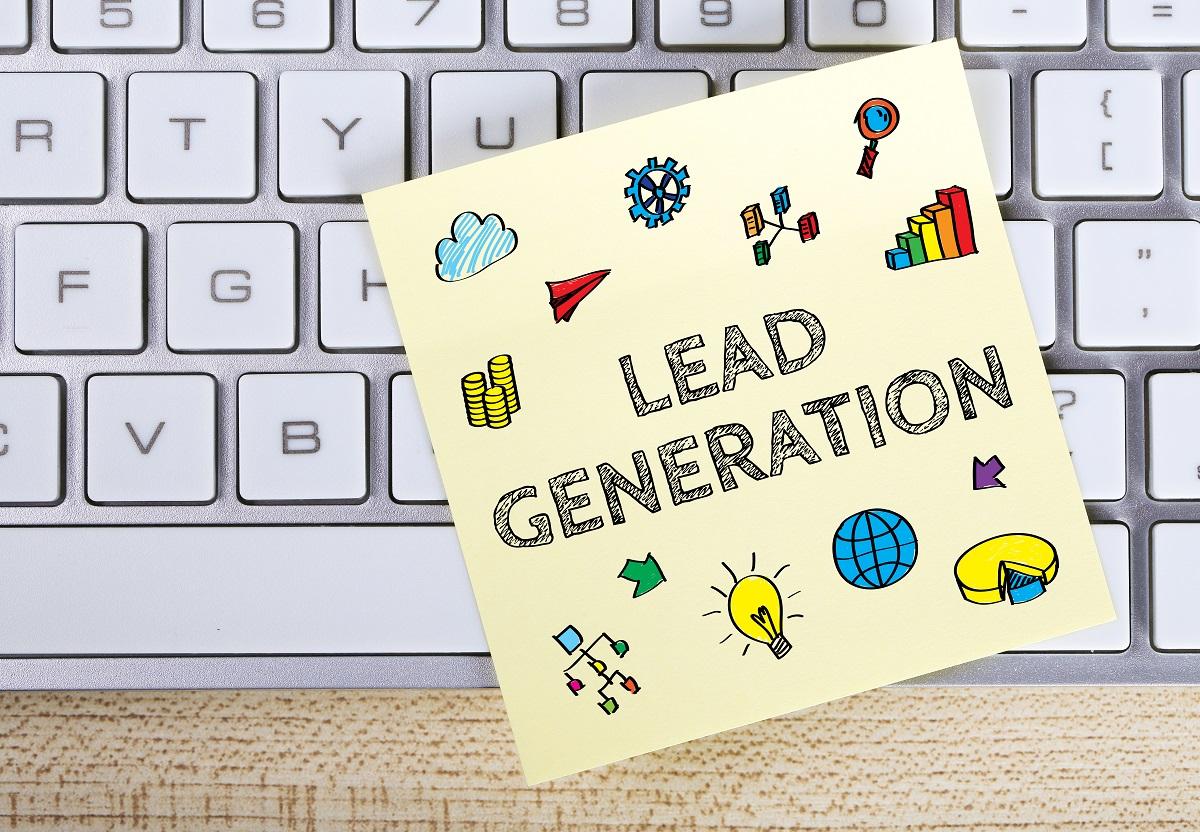 lead generation concept