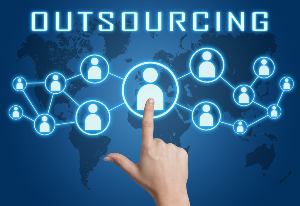 outsourcing task